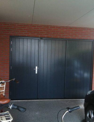 Garagedeur vervangen hout